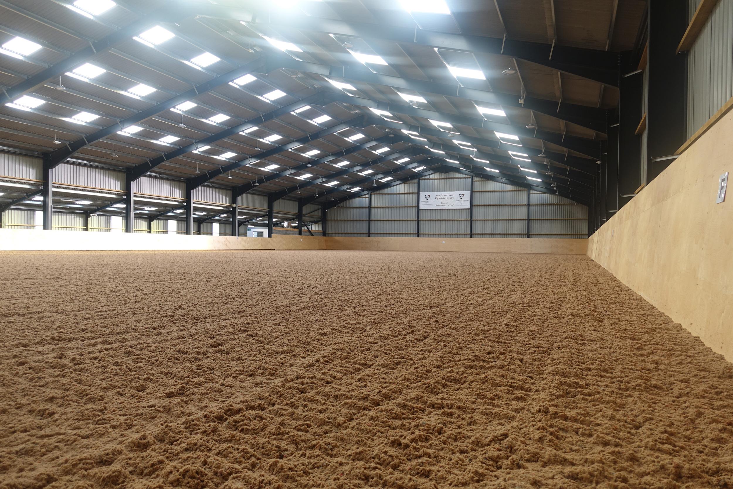 Indoor arena Morpeth