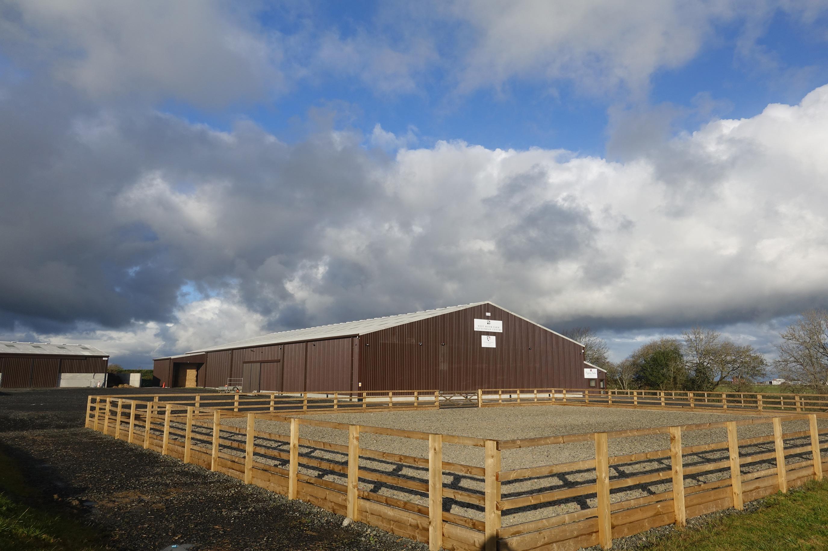 Westmoor-farm Equestrian Centre Morpeth